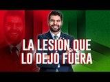 Nestor Araujo después de su lesión valora más el futbol