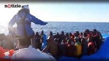 Migranti, nave della Ong Mediterranea a Lampedusa dopo il salvataggio di 49 naufraghi | Notizie.it