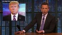Trump Melts Down On Twitter, Defends Fox News Hosts: A Closer Look