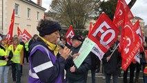 Manifestation intersyndicale du 19 mars 2019