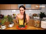 Claudia Lizaldi te da los mejores tips para preparar comida balanceada en el Especial TVNotas Cocina