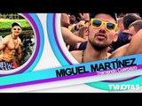 Elías Medina Solista,Luis Miguel Presentación,Miguel Martínez Cuerpazo,MTV Video Music Awards.