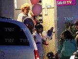 TVNotas fue testigo del cumpleaños de la hija de Chantal Andere