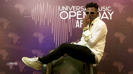UNIVERSAL MUSIC AFRICA - OPEN DAYS -TENOR