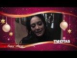 Navidad TVNotas 2014 Melissa Barrera, Sugey Ábrego y Andy Velázquez