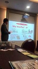BNI Synergy Singapore Showcase 2018 - Ronald Soh from Win-Pro Consultancy Pte Ltd - Singapore