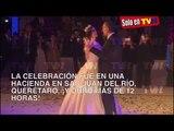 Marlene Favela se casó a sus 41 años… ¡Boda al estilo TVNotas!