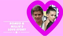 Teenage dream: Millie Bobby Brown & Romeo Beckham dating?