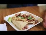 Tacos 'Ramiro' en el Gourmet Callejero de ¡Pásala!