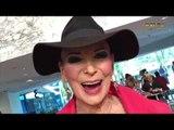 Felicia celebra con la revista TVNotas