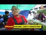 El Huarache de Perisur en el Gourmet Callejero de ¡Pásala!