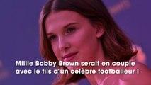 Millie Bobby Brown : en couple avec l'un des fils de David Beckham, les détails dévoilés !