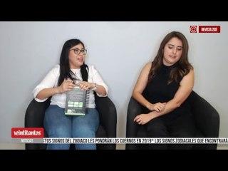 Estamos con Sofía Macías, autora de Pequeño Cerdo Capitalista