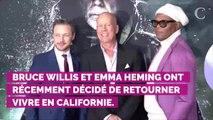 Bruce Willis a 64 ans : sa femme Emma Heming lui adresse un sublime message pour son anniversaire