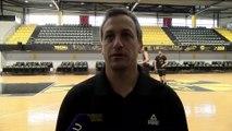 Rémi Giuitta coach Fos Provence Basket