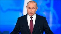 Vladimir Putin Makes It Illegal To Insult Government Officials