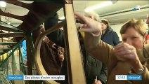 Handicap : des pilotes d'avion aveugles en France