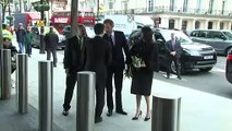 Duke and Duchess of Sussex pay respects at New Zealand House