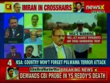 NSA Ajit Doval Pays Tribute to Pulwama Martyrs, Country Won't Forget Pulwama Terror Attack