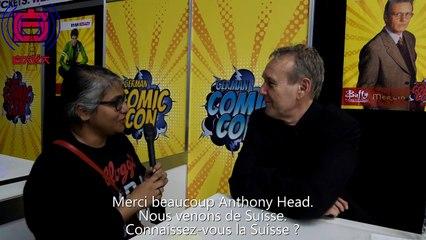 Interview : Anthony Head au German Comic Con Dortmund 2018 (Buffy contre les vampires)