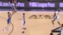 Watch: Steph Curry Knocks Down FARTHEST Shot Of The SEASON From The OPPOSITE 3pt Line!