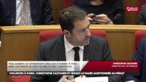 Audition Sénat : Christophe Castaner explique les raisons du limogeage de Michel Delpuech