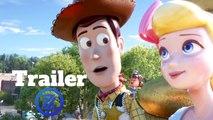 Toy Story 4 Trailer #1 (2019) Jordan Peele, Keanu Reeves Animated Movie HD