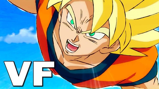 DRAGON BALL SUPER BROLY Nouvelle Bande Annonce VF