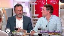 """VIDEO. """"C'était une évidence"""" : Frédéric Lopez explique pourquoi il a choisi Raphaël de Casabianca dans Rendez-vous en terre inconnue"""