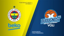 Fenerbahce Beko Istanbul - Buducnost VOLI Podgorica Highlights | Turkish Airlines EuroLeague RS Round 27