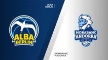 ALBA Berlin - MoraBanc Andorra Highlights | 7DAYS EuroCup, SF Game 1
