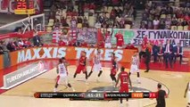 Olympiacos Piraeus - FC Bayern Munich Highlights | Turkish Airlines EuroLeague RS Round 27