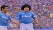 Diego Maradona ● Skills ● Napoli 2:1 Juventus ● Serie A 1986-87