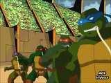 Desenho Animado - Tartarugas Mutantes Ninja - As Tartarugas no Espaço - Parte 4 - A Arena