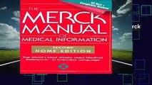 The Merck Manual of Medical Information (Merck Manual Home Health Handbook)  Best Sellers Rank :