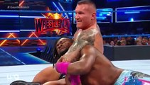 WWE Smackdown Live 19th March 2019 Full Part - Kofi Kingston Vs Randy Orton