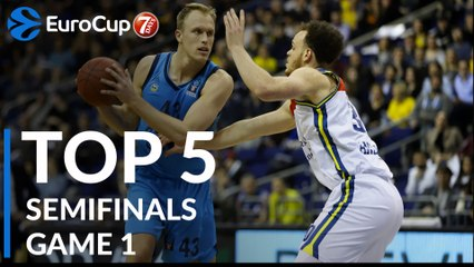 Semifinals Game 1 Top 5 Plays