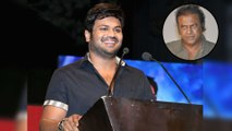 Manchu Manoj Amazing Speech At Mohanbabu Birthday Celebrations | Filmibeat Telugu