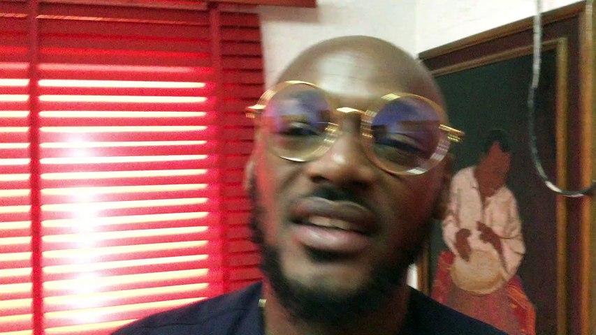 tuface advises Nigerian Youth