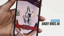 Angry Birds is Back, Now in AR