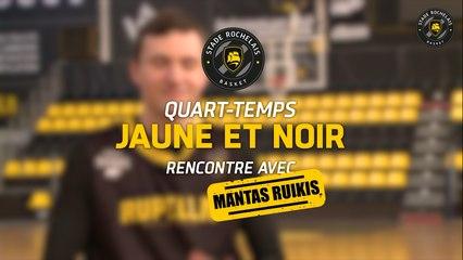 Quart-temps Jaune et Noir - Mantas Ruikis