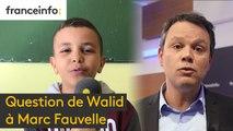 SPME - Question de Walid à Marc Fauvelle