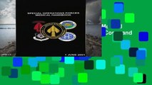 Library  Special Operations Forces Medical Handbook - U.S. Special Operations Command