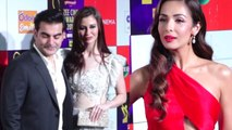 Malaika Arora IGNORED by Ex husband Arbaaz Khan in front of girlfriend Giorgia Andriani   FilmiBeat