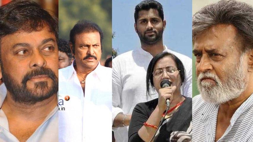 Lok Sabha Elections 2019 : ಈ ನಾಲ್ಕು ಜನ ಸೂಪರ್ ಸ್ಟಾರ್ಸ್ ಬೆಂಬಲ ಸುಮಲತಾಗೆ ಸಿಗುತ್ತಾ?    Oneindia Kannada