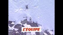 le run d'Aurélien Ducroz à Verbier en 2006 - Adrénaline - Freeride World Tour