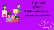 TUTO : Installation et autorisation d'Adobe sur l'ordinateur
