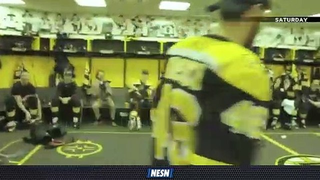 Bruins Pre-Game Shootout: Conor McGregor Hypes Up B's Before Tilt Vs. Blue Jackets