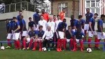 La photo officielle des Bleus à Clairefontaine