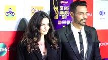 Arjun Rampal & Gabriella Demetriades attends Zee Cine Awards 2019 ;Watch video | FilmiBeat